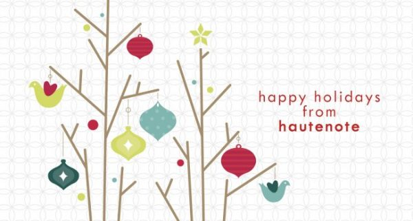 Haute Note Holiday Sale - Haute Note Coupon Code | Haute Note Discount Code | Haute Note Sale Code - HauteNoteCards.com