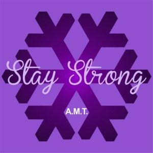 Amanda Todd Snowflake - Stay Strong - Light Up Purple