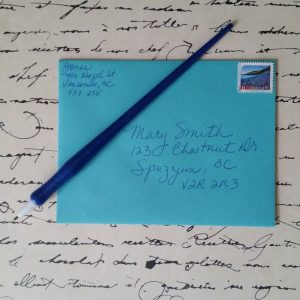 April Is Letter Writing Month - Haute Note - HauteNoteCards.com