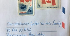 Christchurch Letter Writers Society