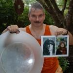 Challenge Completed - Bob Gray having completed the ALS Ice Bucket Challenge - #ALSIceBucketChallenge