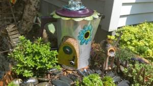 Fairy Post | Garden Fairies | HauteNoteCards.com