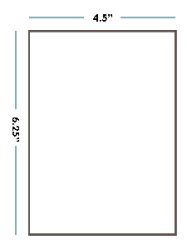 Haute Note - Classic Flat Note Card