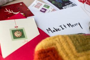 Make It Merry Project - HauteNoteCards.com