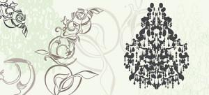 Haute Note - Chandelier, Party invitation, Gala invitation, Soiree Card - HauteNote.com