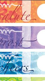 Haute Note - new cards, notes and other products for 2014 - available November 2014